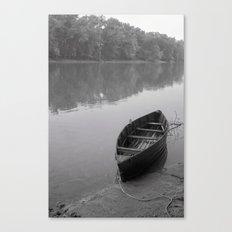 arrival Canvas Print