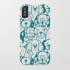 animals iPhone X Slim Case