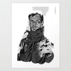 Dekcard Blade Runner Art Print