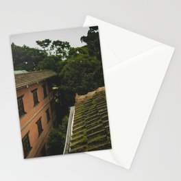 Kathmandu City Roof Tops - Architecture 01 Stationery Cards