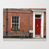 england Canvas Prints featuring England.   by Jax Moe
