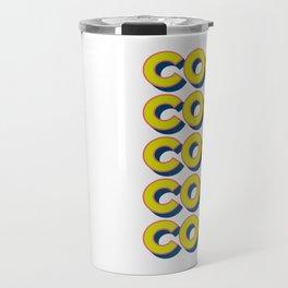 Cool cool cool Travel Mug