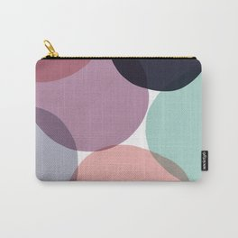 Collage spots print Carry-All Pouch