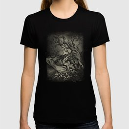 The Guitar Tree. T-shirt