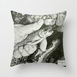 brookie Throw Pillow