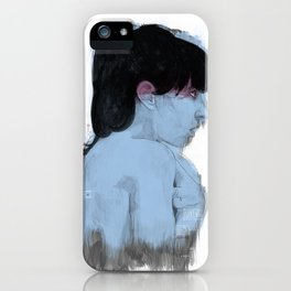Fall Over, Spring Back iPhone Case