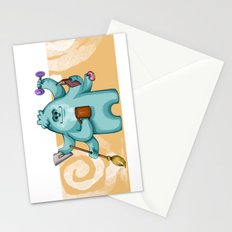 Multitasking Monster Stationery Cards