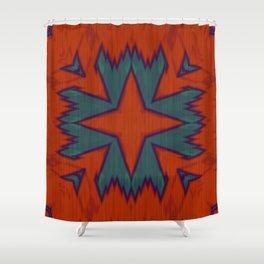 Nvda diniyoli Shower Curtain