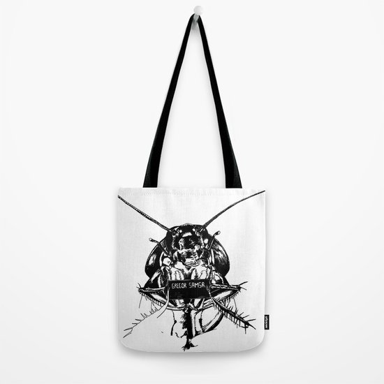 The Metamorphosis Tote Bag