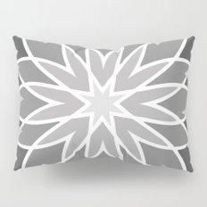 Shades of Grey | Geometric Pattern Pillow Sham