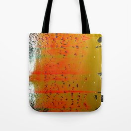 Bio-morphic Acid Wash Tote Bag