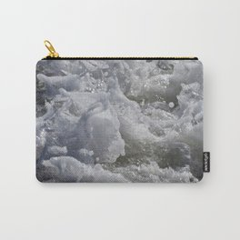 Foaming Sea Carry-All Pouch