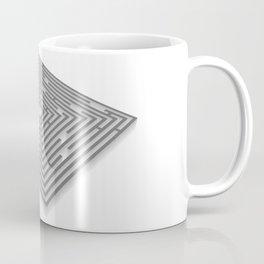 maze - labyrinth Coffee Mug