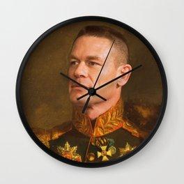 John Cena - replace face Wall Clock