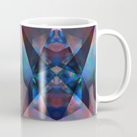 rave Mugs featuring Rave Crystal by Ava Danielle Cartner