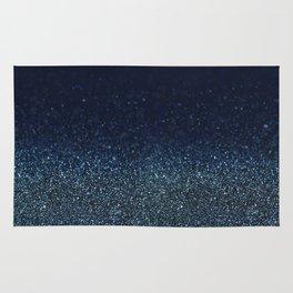 Shiny Glittered Rain Rug