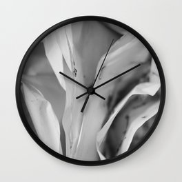 Burn 2 Wall Clock