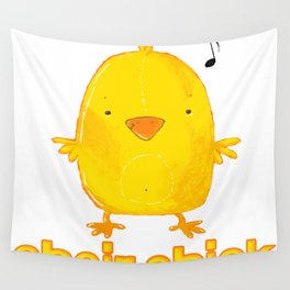 choir chick Wall Tapestry