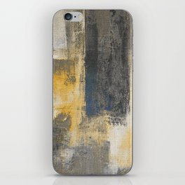 Pitch Lake iPhone Skin