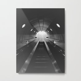 Southwark Station Metal Print