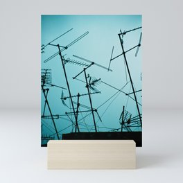 Barcelona Mini Art Print