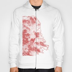 San Francisco Topography  Hoody