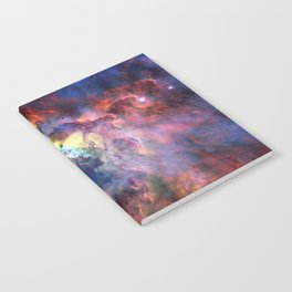 Lagoon Nebula Notebook