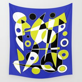 Abstract #853 Wall Tapestry