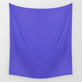 Iris - solid color Wall Tapestry