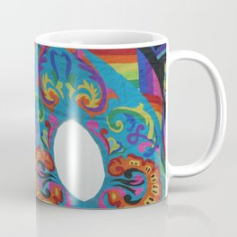 Up close - Guatemalan Kites Coffee Mug