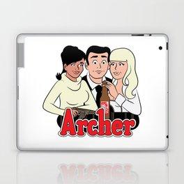 Archer Comics Laptop & iPad Skin