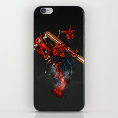 Zombie Darth Maul iPhone & iPod Skin