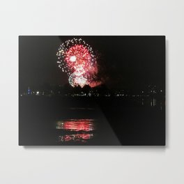 4th of July in Portland, Maine (4) Metal Print