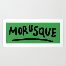 morusque Art Print