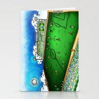 brasil Stationery Cards featuring Brasil by Henrique Abreu