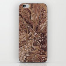 These waves look a little rough iPhone & iPod Skin