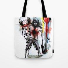 Clown Fun Tote Bag