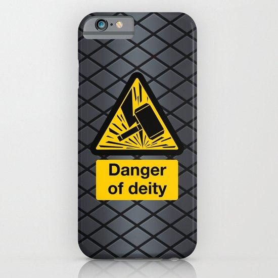 Danger of Deity iPhone & iPod Case