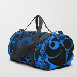 Blue Cell Division - Mirrored Duffle Bag