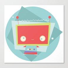 Robot Error!  Canvas Print