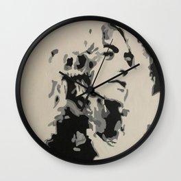 Robert Plant II Wall Clock