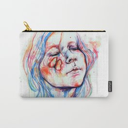 Fly in dream Carry-All Pouch