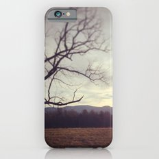 Golden Mountains iPhone 6s Slim Case
