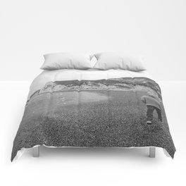 Durdle Door Beach England Comforters