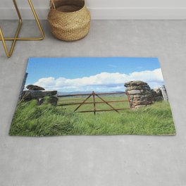 Rusty Gate Farm Rug