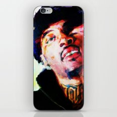 Coca Vango iPhone & iPod Skin