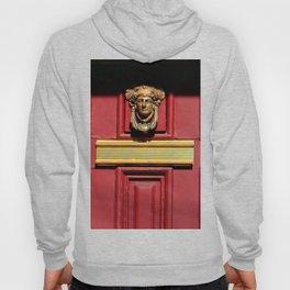 Stage Door 1889 - Please Knock Hoody