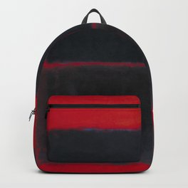 1957 Light Red Over Black by Mark Rothko HD Backpack