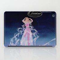 cocaine iPad Cases featuring Cinderella Cocaine Attitude by Trash Apparel