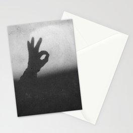 OK (B&W) Stationery Cards